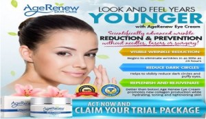 Age-Renew-Skin-Care-Serum-Eye-Cream-Combo Free Trial