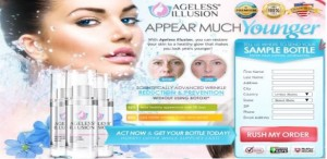 Ageless Illusion Serum and Face Flash Cream