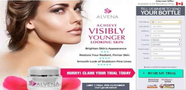Alvena with Dua Derma Beauty Serum