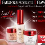 AuraVie Skin-Care System