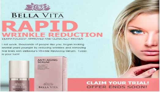 Bella-Vita-Anti-Aging-Serum Free Trial
