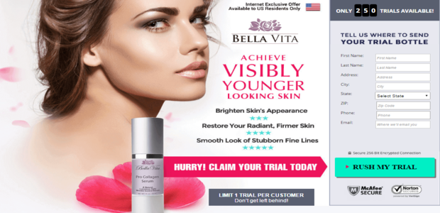 Bellavita pro collagen serum