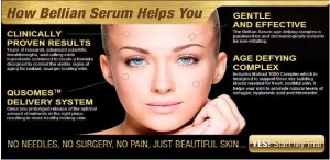 Bellian Serum and Nuando Instant Lift Australia