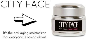 City Face Anti-Aging Moisturizer