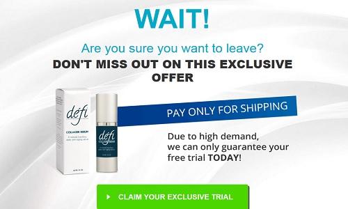 pure collagen skincare free trial