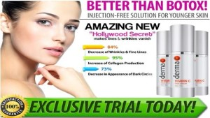 Derma-C-Vitamin-C-Serum-Rejuvius-Eye-Cream Combo
