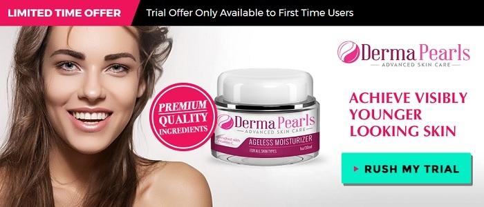 Derma Pearls Ageless Moisturizer & Eye Revitalizer Combo Trial