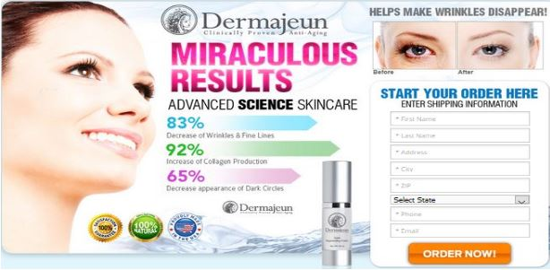 DermaJeun Rejuvenating Cream