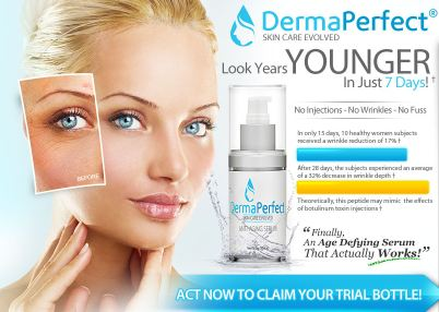DermaPerfect Trial Bottle
