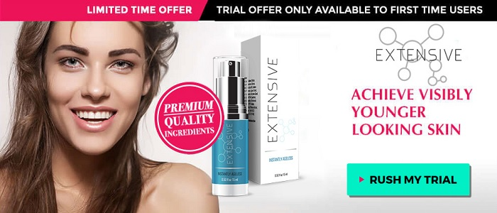 Extensive Instantly Ageless Serum