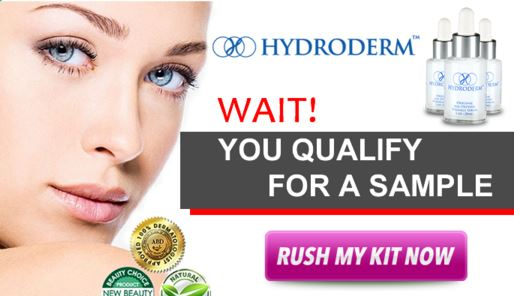 Hydroderm Age Defying Trial Offer