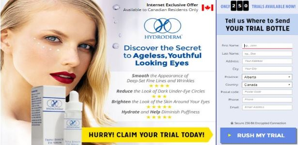 Hydroderm-Triple-Effects-Eye-Serum-Canada
