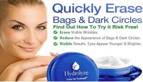 Hydrolyze Eye Treatment Cream