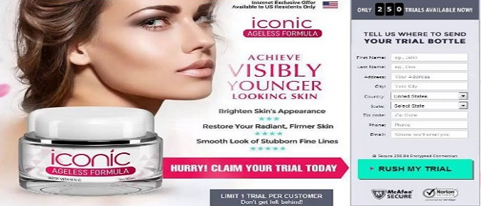 Iconic Ageless Face Cream