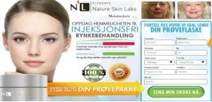 Nature Skin Labs Moisturizer Skincare Cream with Ageless Phytoceramides