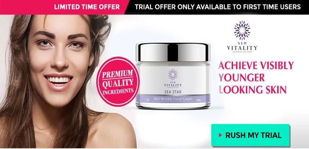New Vitality Sea Star Cream