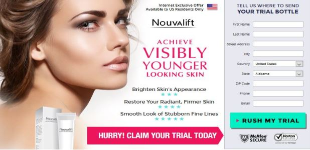 NouvaLift Wrinkle Reducer with NouvaLift Eye Serum