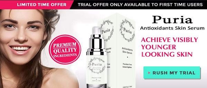 Puria Skin Serum: A Premium Anti-Aging for A Youthful look