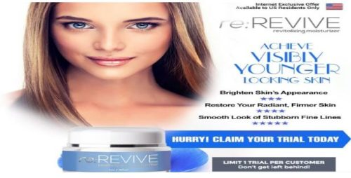 ReRevive Revitalizing Moisturizer and ReRivive Lifting Serum