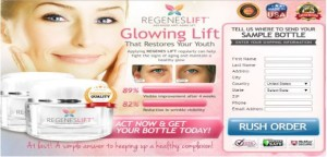 Regenes Lift Cream and Nu Beauty Serum