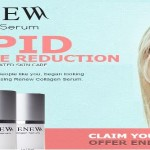 Renew Collagen Serum and Cream Combo
