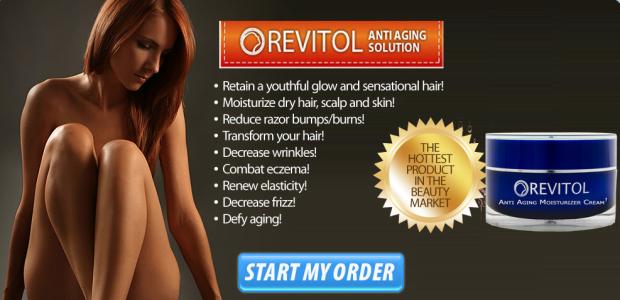 Revitol Anti-Aging Moisturizing Cream Review