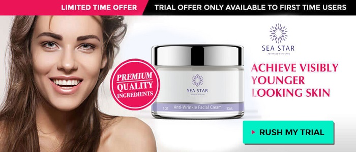 Sea Star Facial Cream