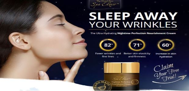 Spa Elixir Nighttime Cream