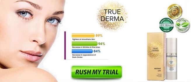 Best Face Cream - True Derma Instant Lift