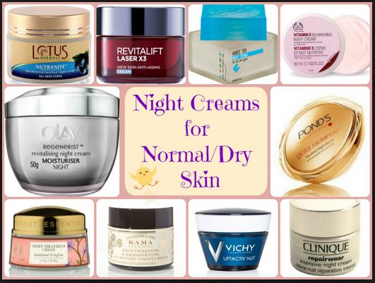 Best Night Cream 2015