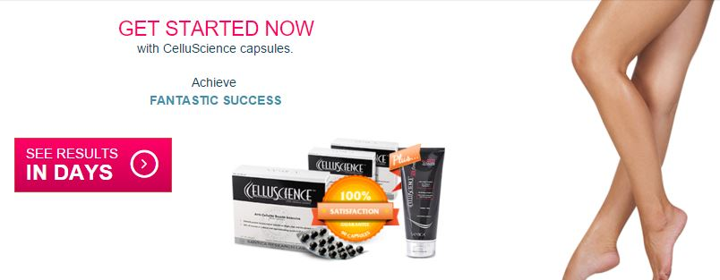 CelluScience Anti-Cellulite Beauty Offer