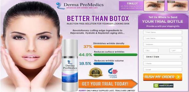 Derma ProMedics skin Care & Derma ProMedics Eye Renewal