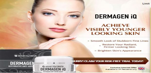 Dermagen IQ and Expert Lift IQ UK & FR Free Trial Combo