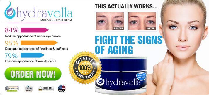 Hydravella Eye Cream - Matrixyl
