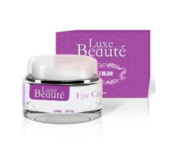 Luxe Beaute Eye Cream