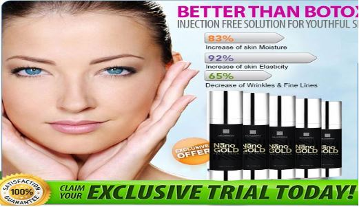 Nano-Gold-and-Skin-Revive Trial
