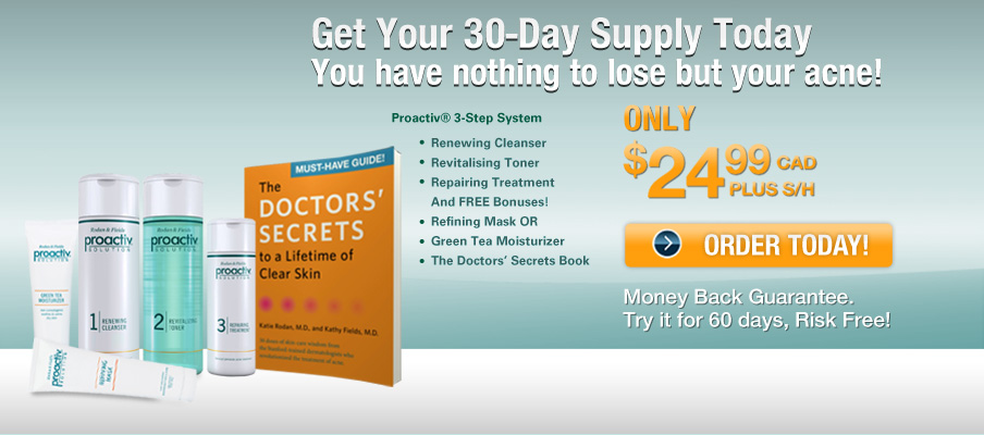 Proactive Canada Free Trial