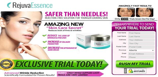Rejuva Essence and Luma EssenceTrial now