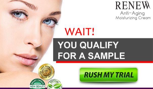 Renew Collagen Serum & Renew Anti-Aging Cream Trial