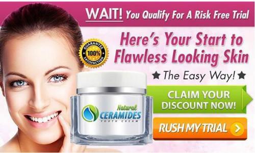 Natural Ceramides Cream